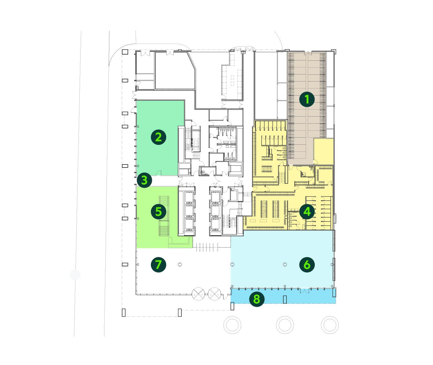 Ground Floor Schematic